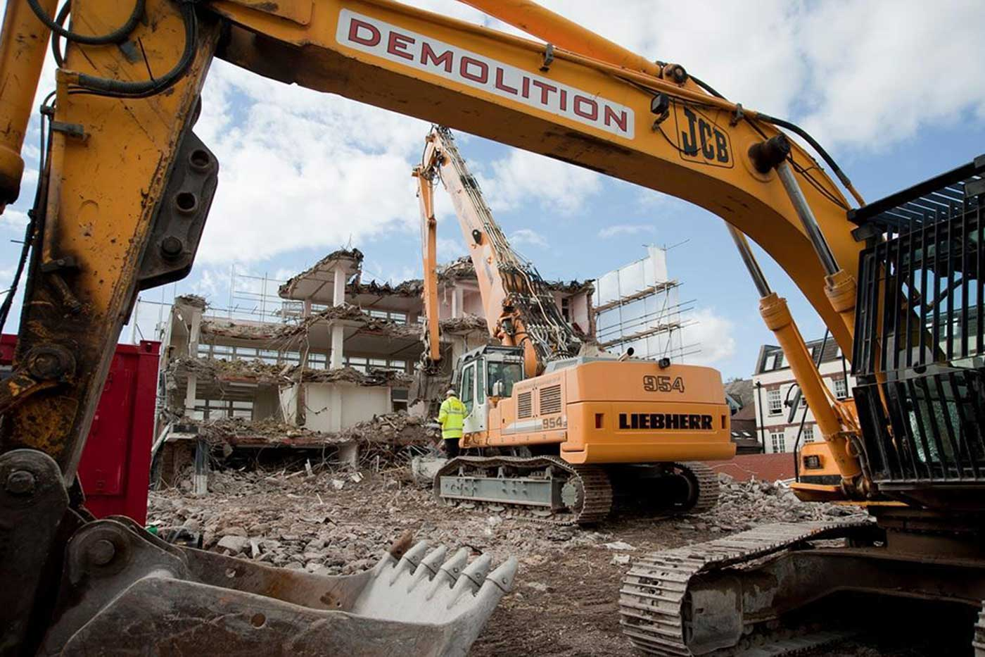 Health & Safety for the Demolition Industry